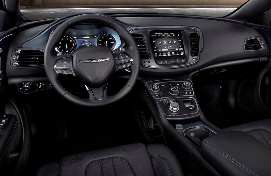 2021 Chrysler 200 Interior
