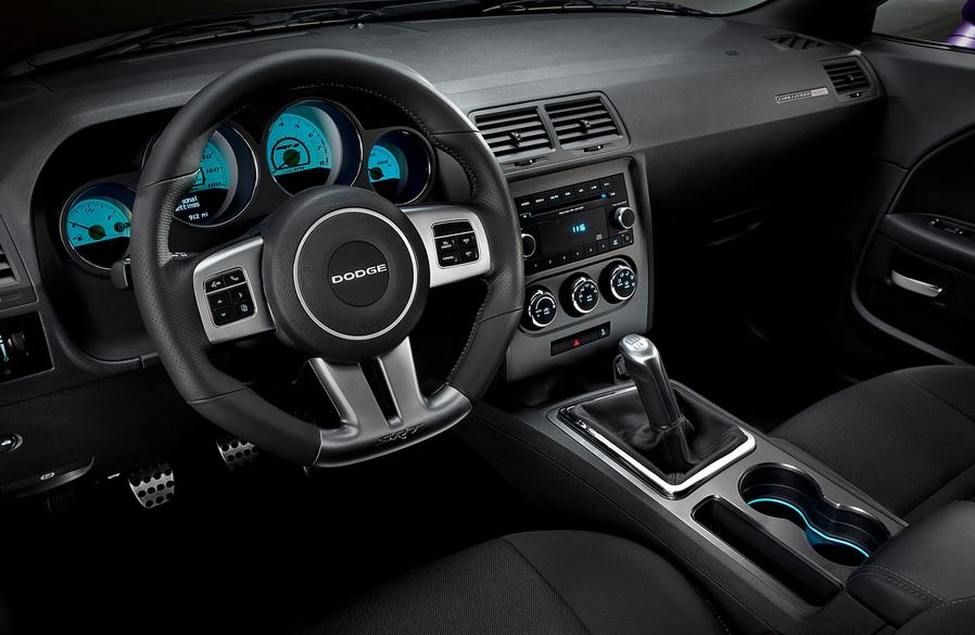 2021 Dodge Chelenger Interior
