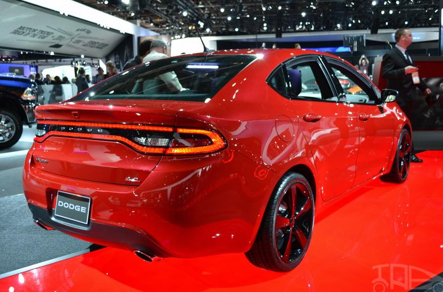 2021 Dodge Dart Concept