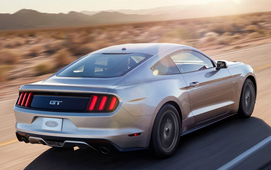 2021 Ford Mustang Concept