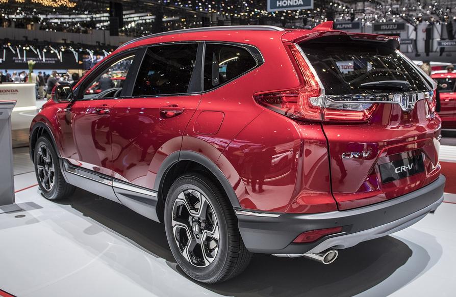 2021 Honda CRV Concept