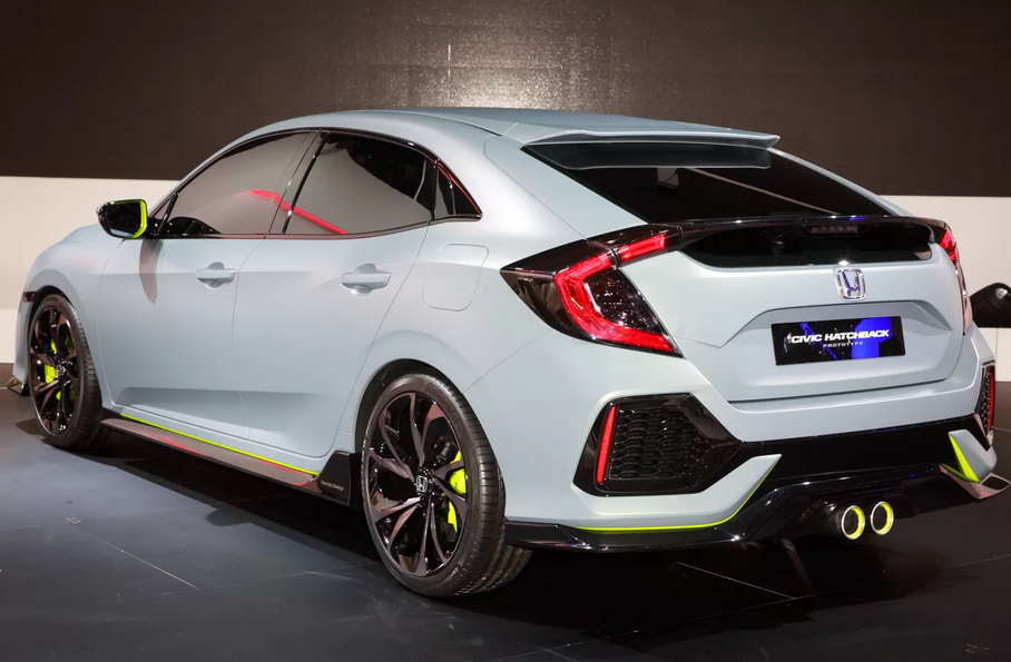 2021 Honda Civic Hatchback Concept
