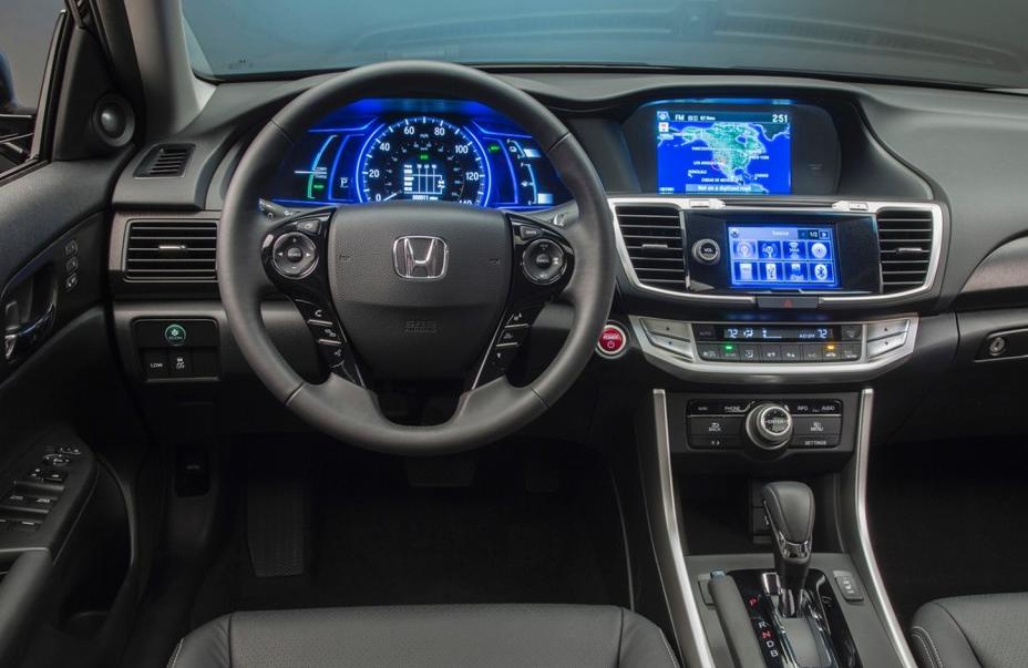 2021 Honda Prelude Interior