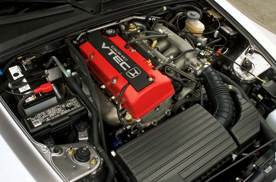 2021 Honda S2000 Engine