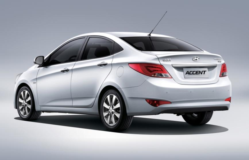 2021 Hyundai Accent Concept