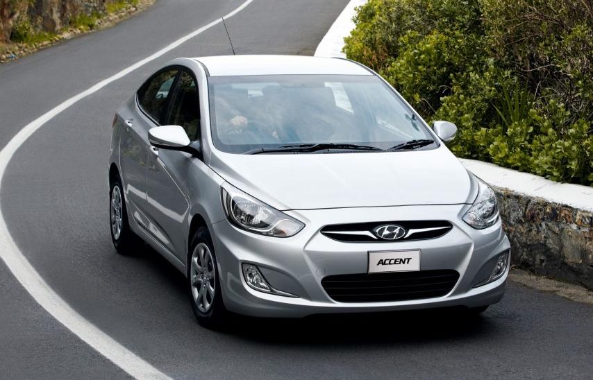 2021 Hyundai Accent Exterior