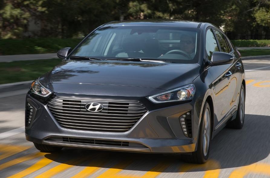 2021 Hyundai Ioniq Hybrid Exterior