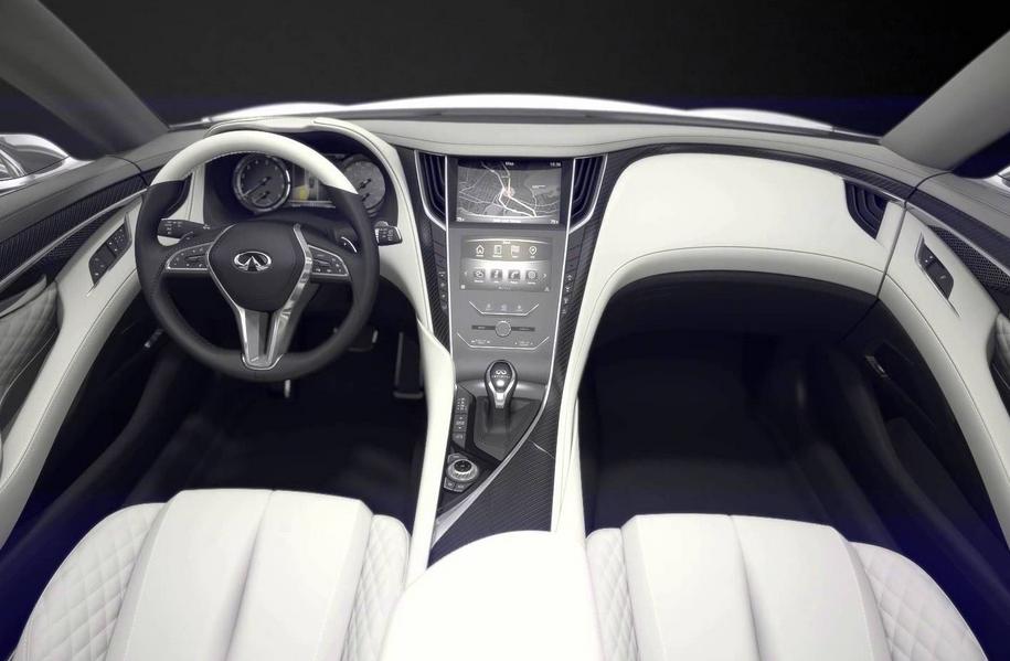 2021 Infiniti Q100 Interior