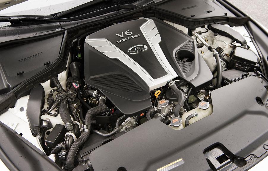 2021 Infiniti Q70 Engine