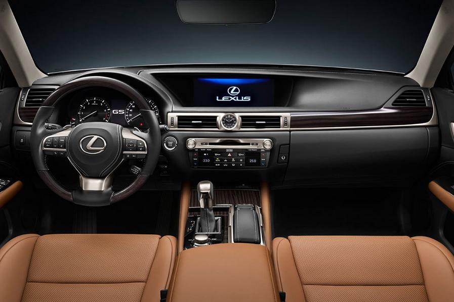 2021 Lexus GS Interior