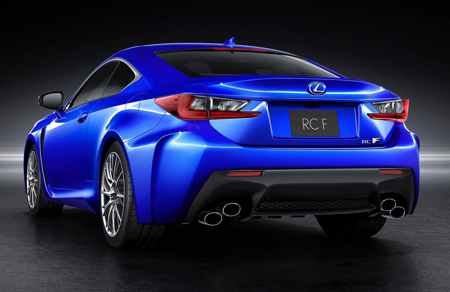 2021 Lexus RC-F Concept