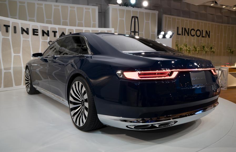 2021 Lincoln Continental Concept