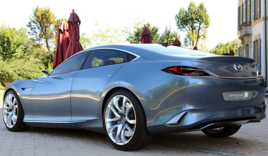 2021 Mazda RX-8 Concept