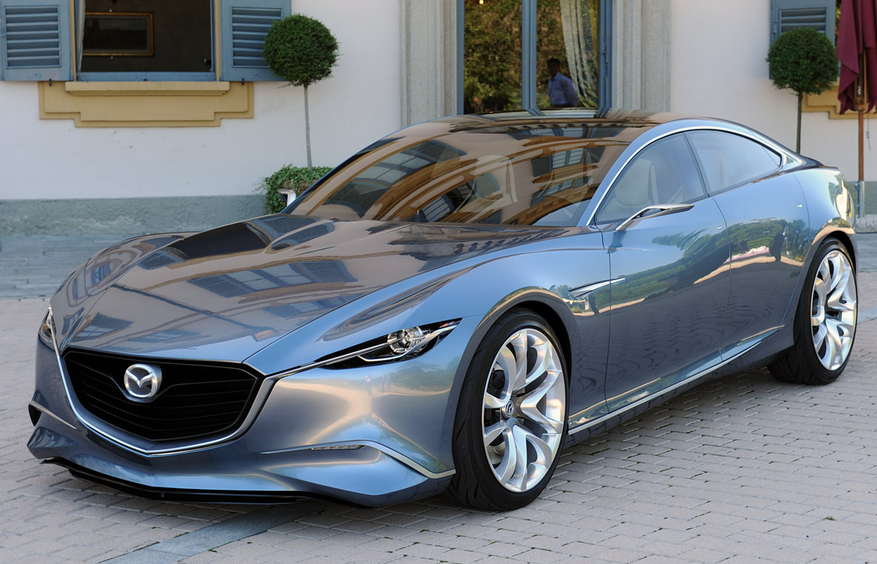 2021 Mazda RX-8 Exterior