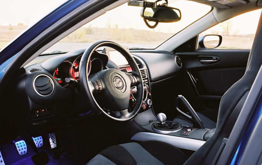 2021 Mazda RX-8 Interior