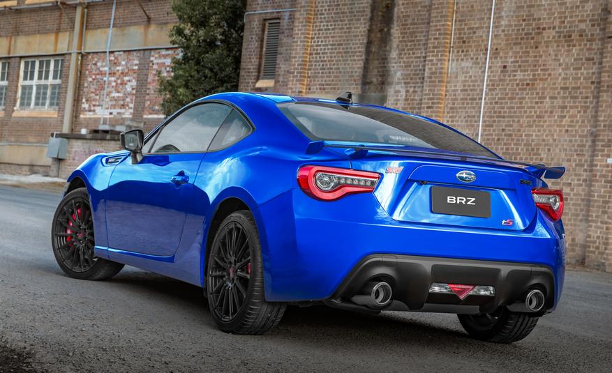 2021 Subaru BRZ Concept