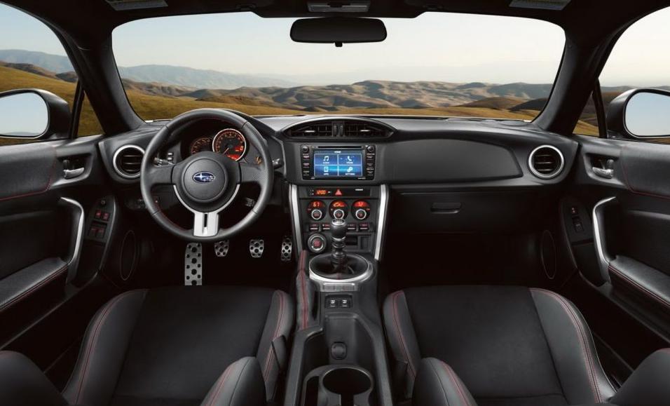 2021 Subaru BRZ Interior