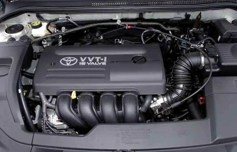 2021 Toyota Avensis Engine