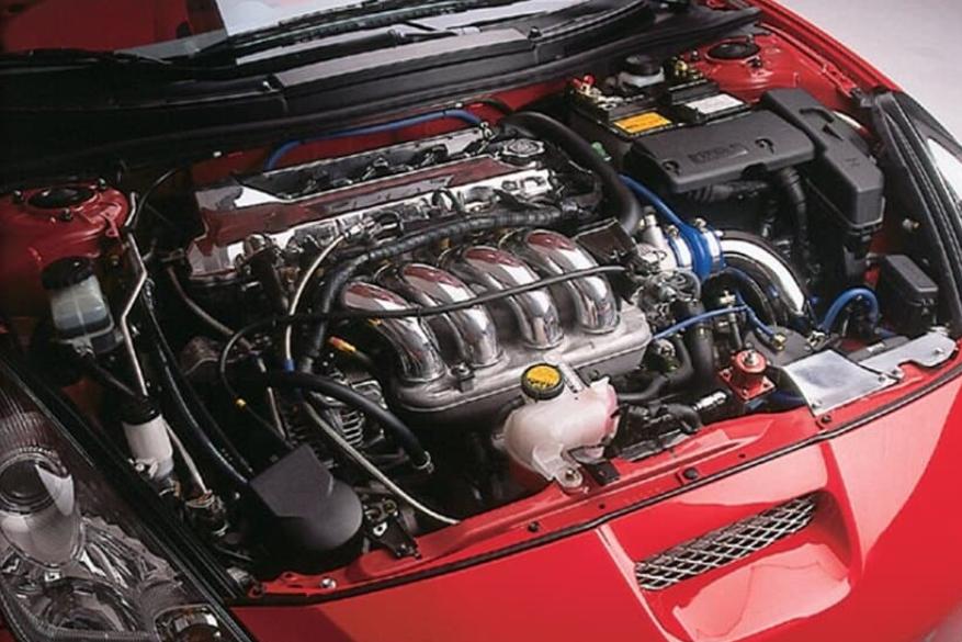 2021 Toyota Celica Engine