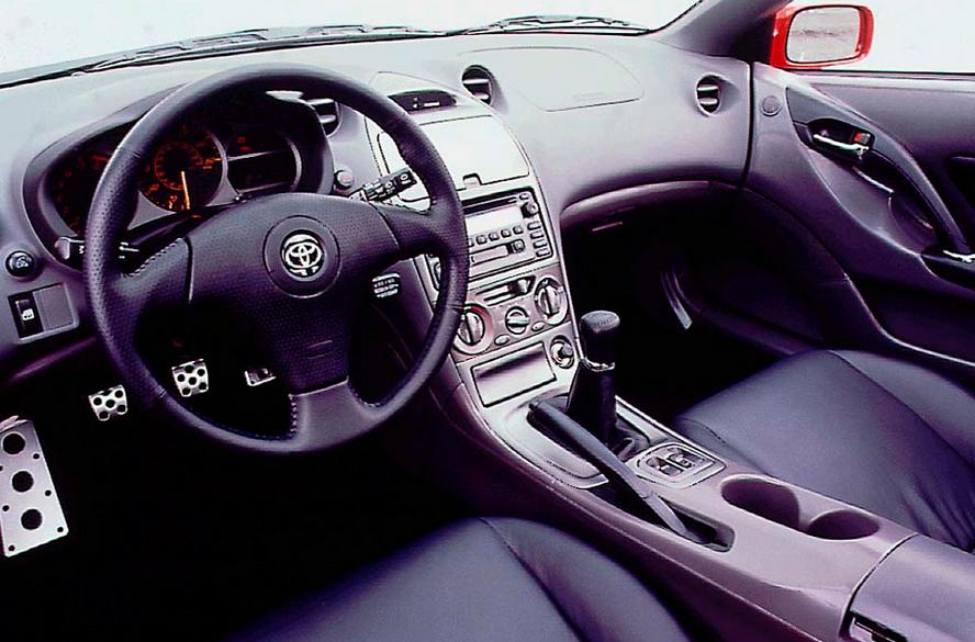 2021 Toyota Celica Interior