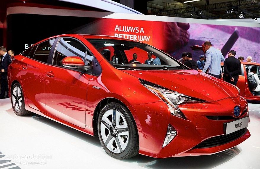 2021 Toyota Prius Exterior