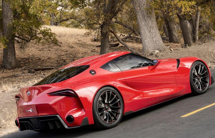 2021 Toyota Supra Concept