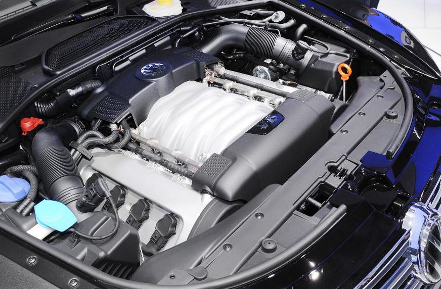 2021 Volkswagen Phaeton Engine