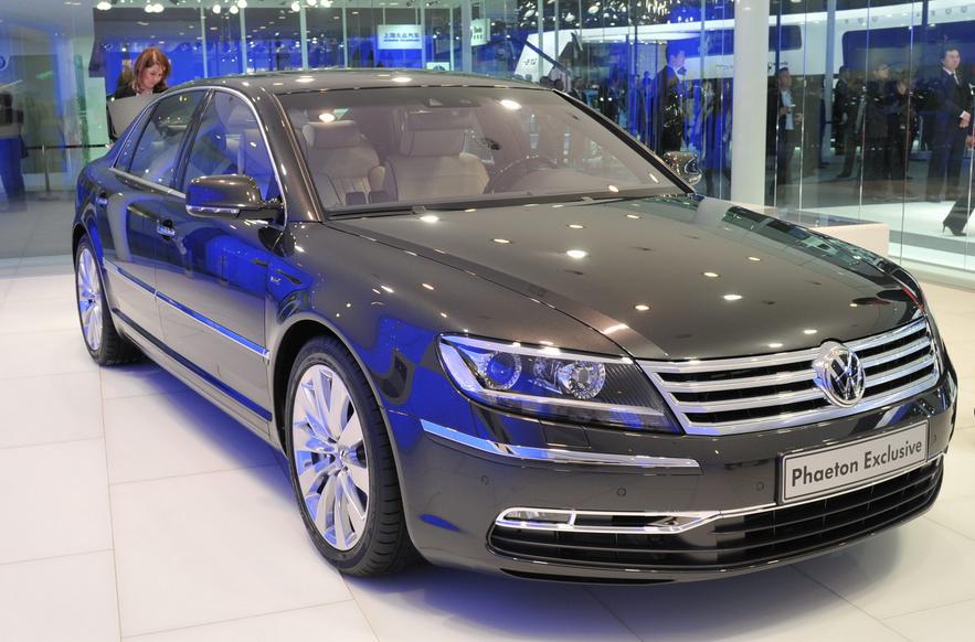 2021 Volkswagen Phaeton Exterior