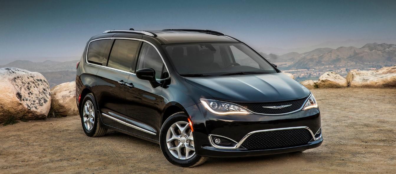 Chrysler Crossover 2020 Exterior