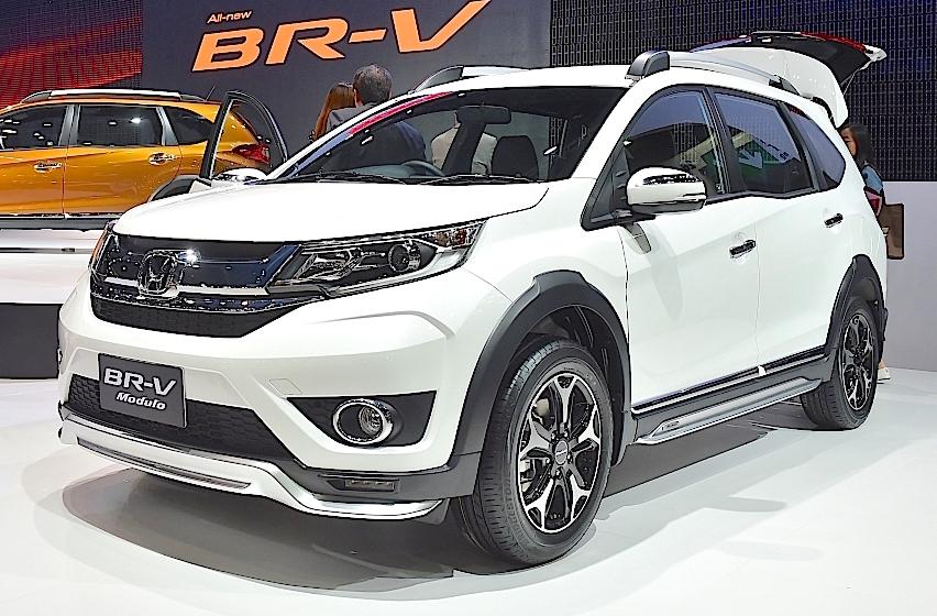 Honda Brv 2021 Exterior