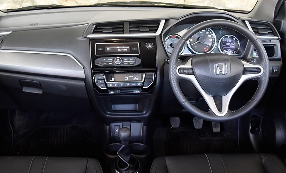Honda Brv 2021 Interior