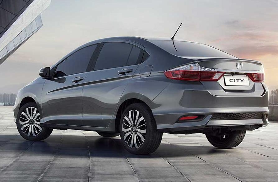 Honda City 2021 Concept