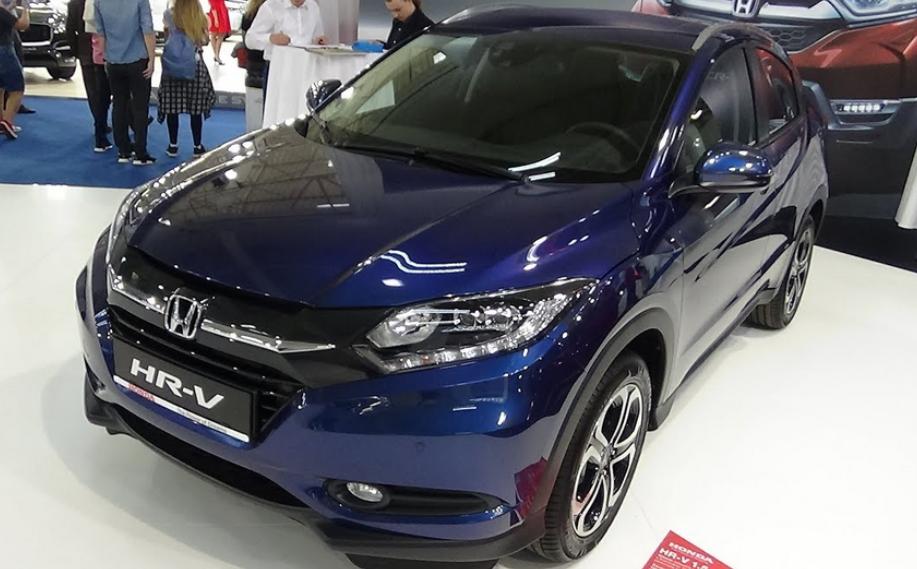 Honda HRV 2020 Model Exterior