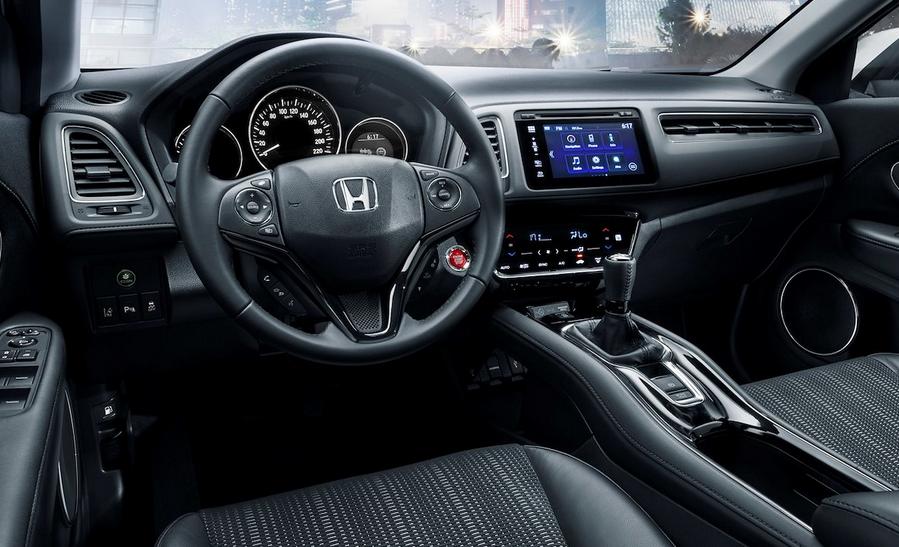 Honda HRV 2020 Model Interior