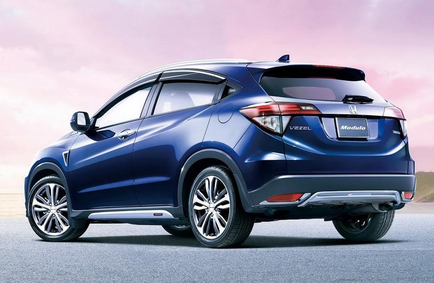 Honda Vezel 2021 Concept