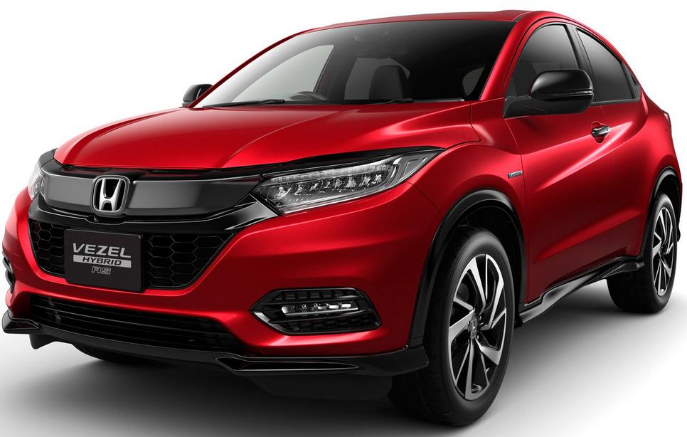 Honda Vezel 2021 Exterior