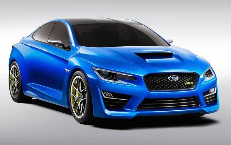New 2020 Subaru WRX Exterior