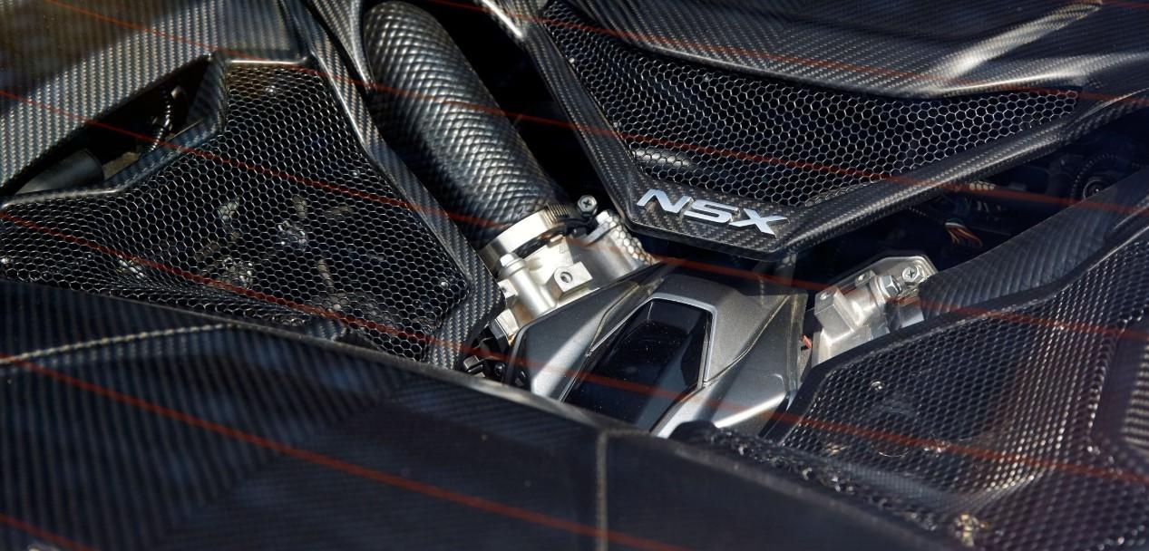 2019 Acura NSX Type R Engine