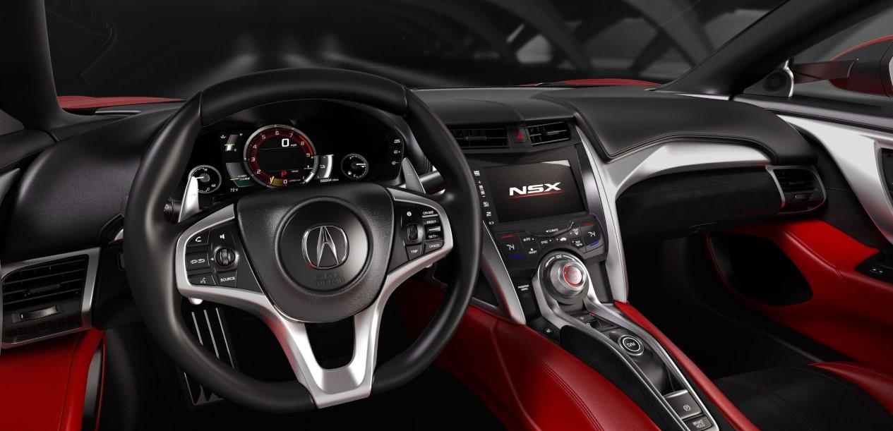 2019 Acura NSX Type R Interior