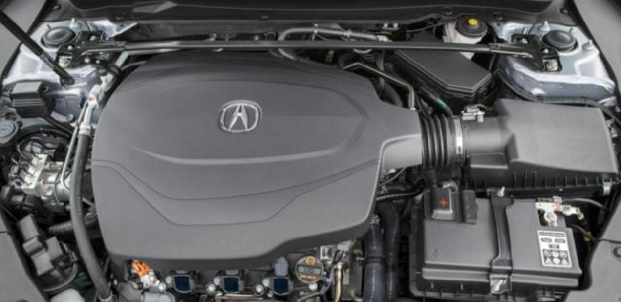 2019 Acura TLX Engine
