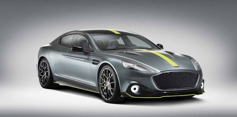 2019 Aston Martin Rapide Exterior