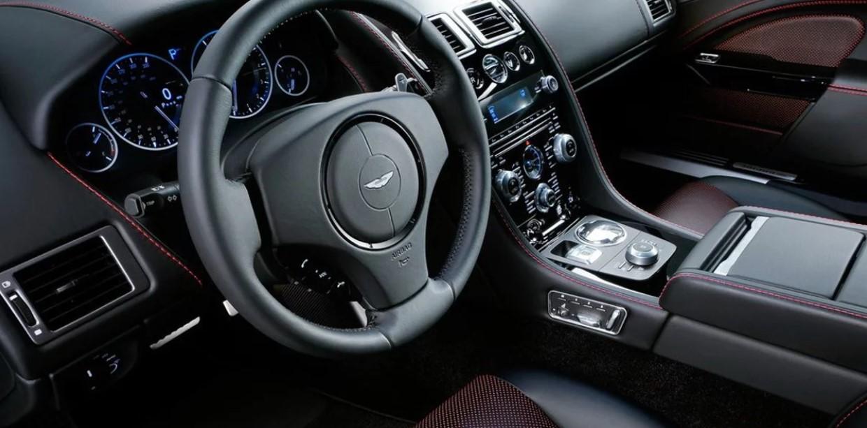 2019 Aston Martin Rapide S Interior