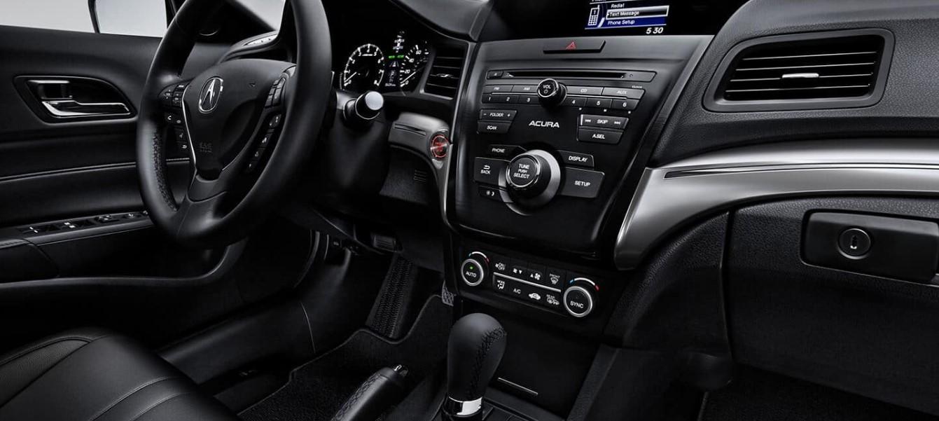 2020 Acura ILX Type S Interior