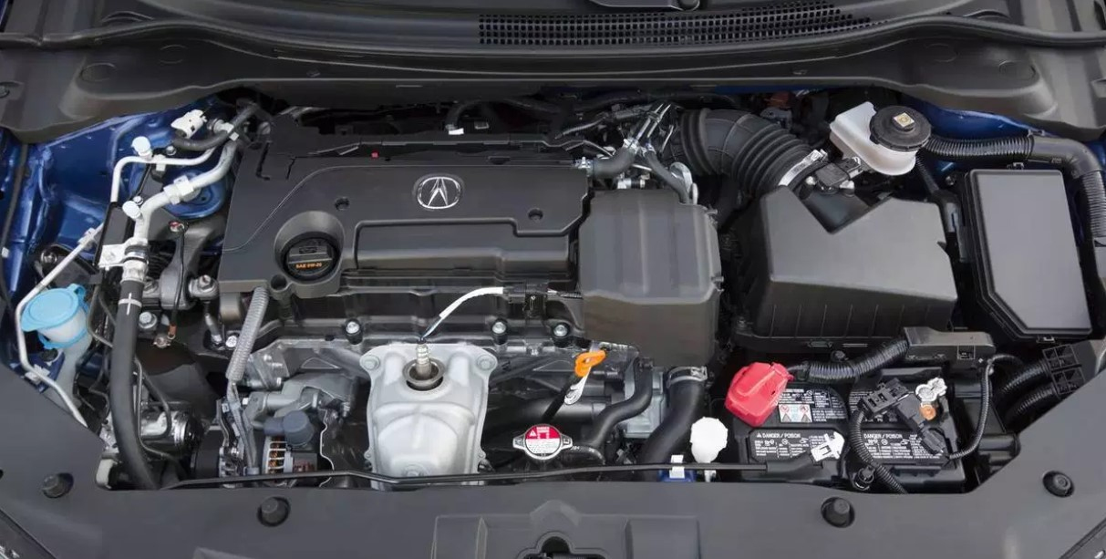 2020 Acura ILX Engine