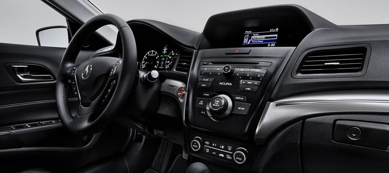 2020 Acura ILX Interior