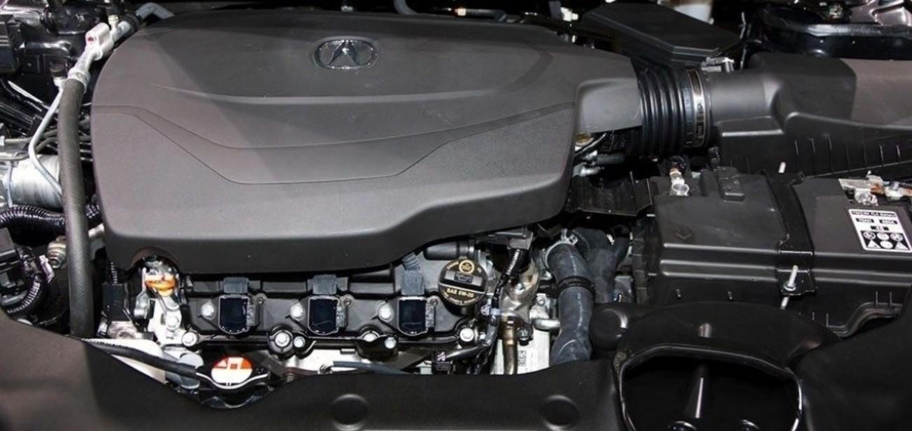 2020 Acura Integra Engine