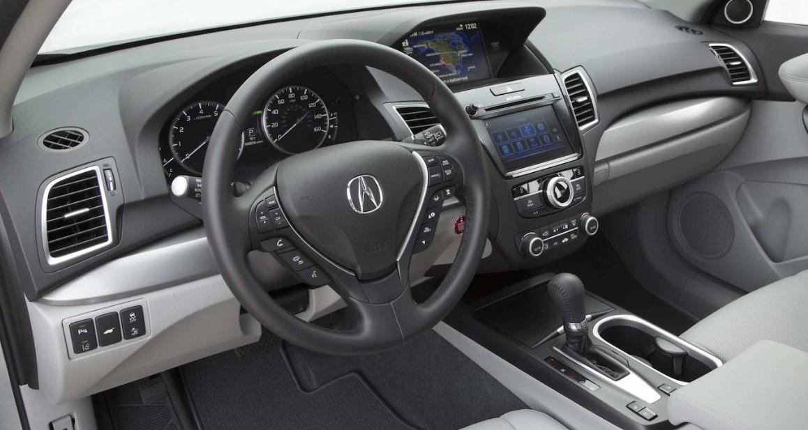 2020 Acura Integra Interior