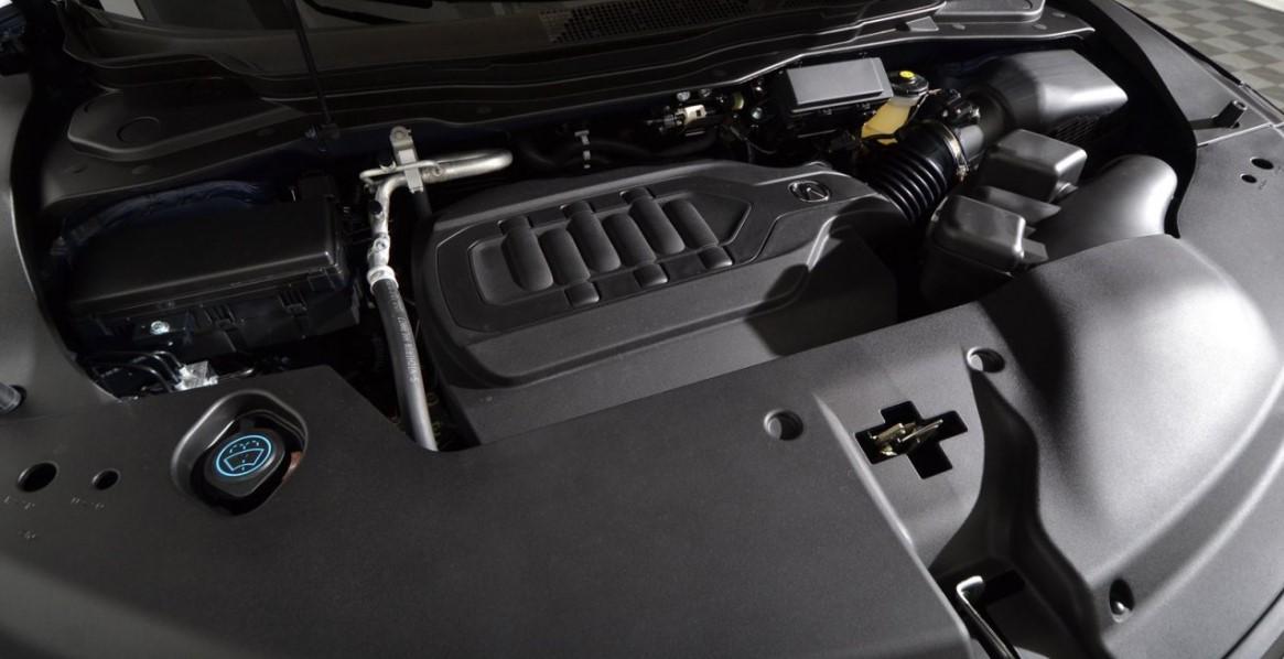 2020 Acura MDX Engine