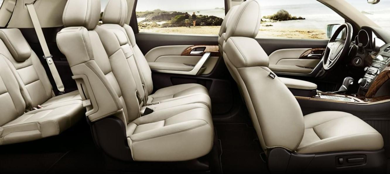 2020 Acura MDX Type S Interior