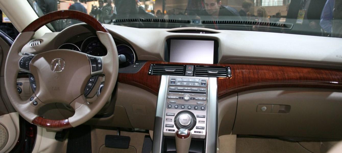 2020 Acura RL Interior
